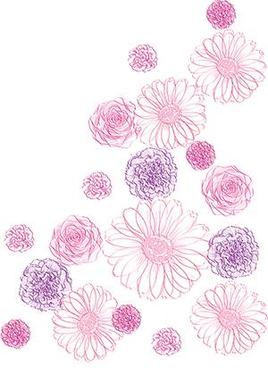 ガーベラチェリーピンクのコピー