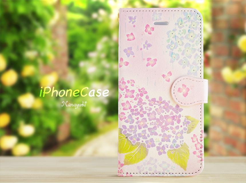 紫陽花iPhoneピンク860_640